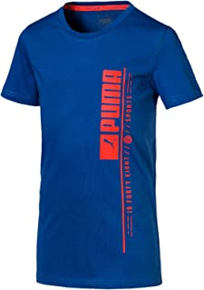 PUMA Kids Active Sports Graphic TEE
