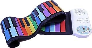 iLearnMusic Roll Up Piano | Portable Keyboard Piano | Hand R