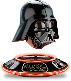 Bradford Exchange Star Wars Darth Vader Collectible Helmet Levitates and Rotates: Lights Up by The