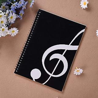 لوازم المدرسة المكتبية المنزلية 8109897 50 صفحة ورقة موسيقية دوامة مفكرة كتاب مخطوط ورقية تمارين كتاب