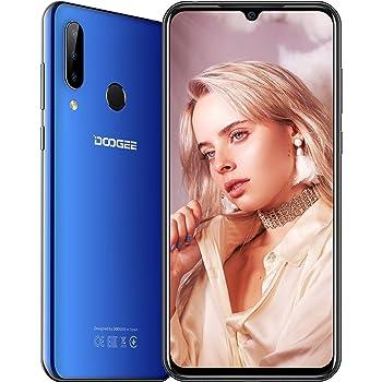 DOOGEE N20 Smartphone Libres, 2019 Android 9.0 4G Teléfono Móvil ...