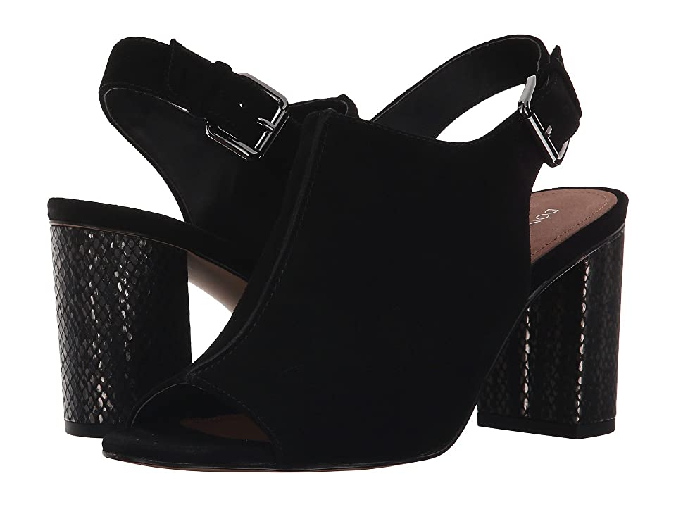 Donald J Pliner Isaa (Black) High Heels
