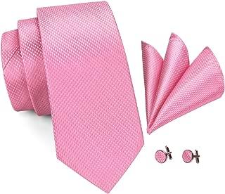 Best tie cufflink pocket square set Reviews