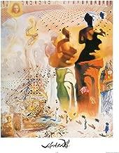 (16x20) Salvador Dali Hallucinogenic Toreador Art Print Poster