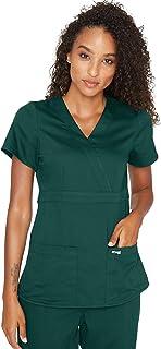 Barco Women's Grey'S Anatomy Scrubs Medium Hunter Green