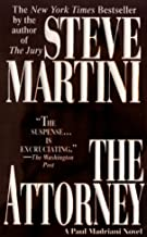 The Attorney (Paul Madriani Novels Book 5)