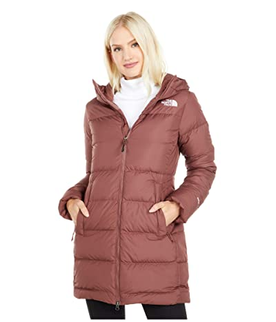 The North Face Gotham Parka (Marron Purple) Women