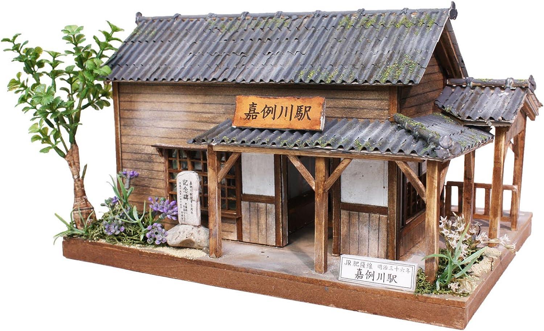 Bahnhofsgebude Serie Kareigawa Bahnhof 8801 Billy handgemachte Puppenhaus-Kit Japan (Japan-Import) B005437GGO Verkaufspreis | Kostengünstiger