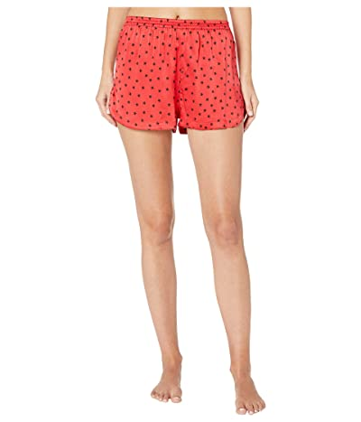 Stella McCartney Betty Twinkling Shorts (Vermillion) Women