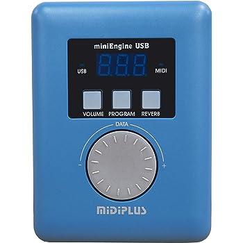 MiDiPLUS miniengine USB MIDIサウンドモジュール
