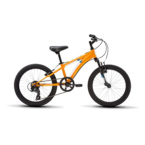 Mountain Bike Boy Girl Teen Youth Kid Full Suspension Bicycle Speed Street Trail