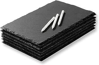 black slate cheese board
