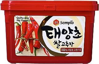 Sempio Hot Pepper Paste (Gochujang), 6.1-Pounds