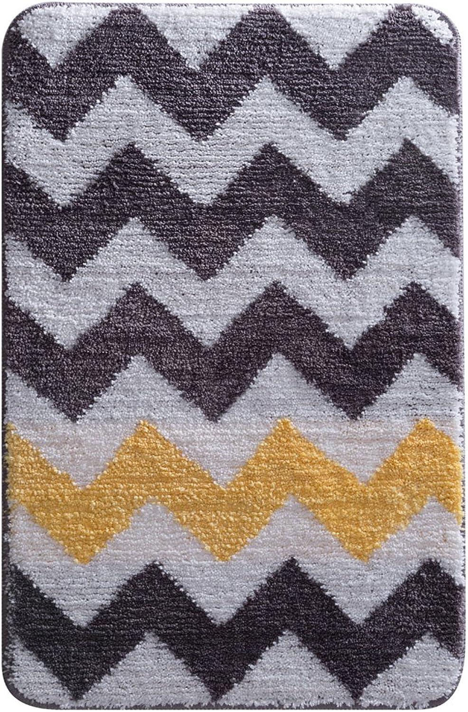 Doormat,Doormat Doormat Home Entrance Hall Door Slip Bedroom Living Room Bathroom.-E-80x120cm(31x47inch)