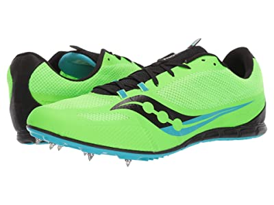 Saucony Vendetta 3 (Slime/Teal) Men