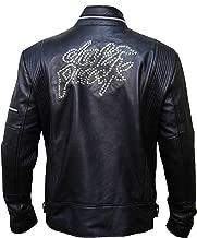 The Jasperz Daft Punk Electroma Get Lucky Leather Jacket, XXS-3XL