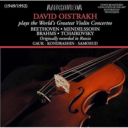 Violin Concerto in D Major, Op. 77: III. Allegro giocoso