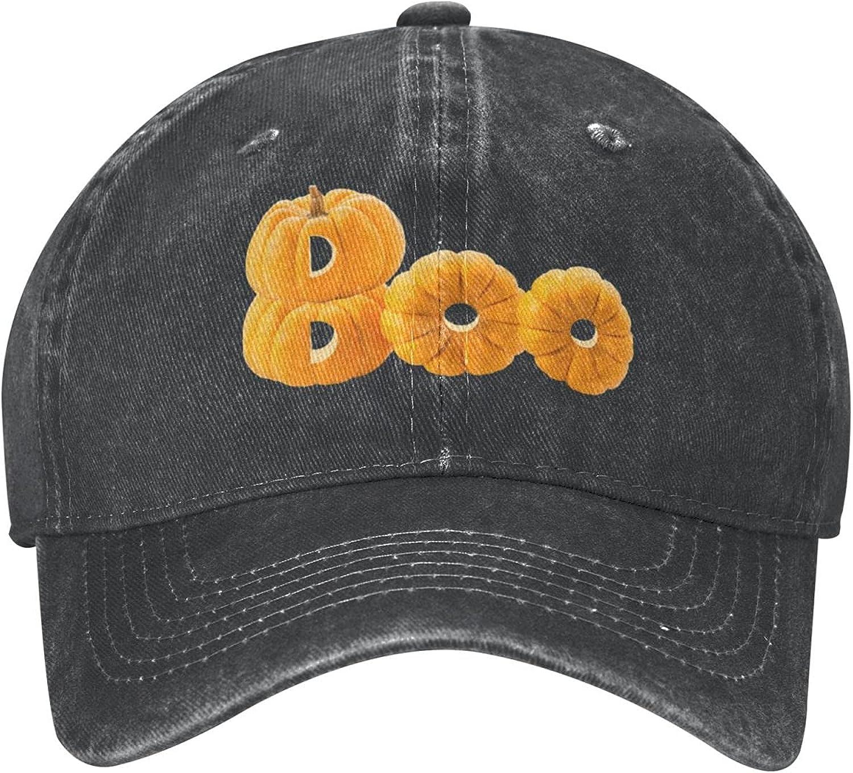 Halloween Washed Denim Cotton Baseball B Oklahoma New products, world's highest quality popular! City Mall Unisex Adjustable Cap