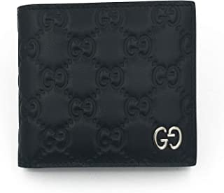 men's black wallet fashion leather folding Wallet