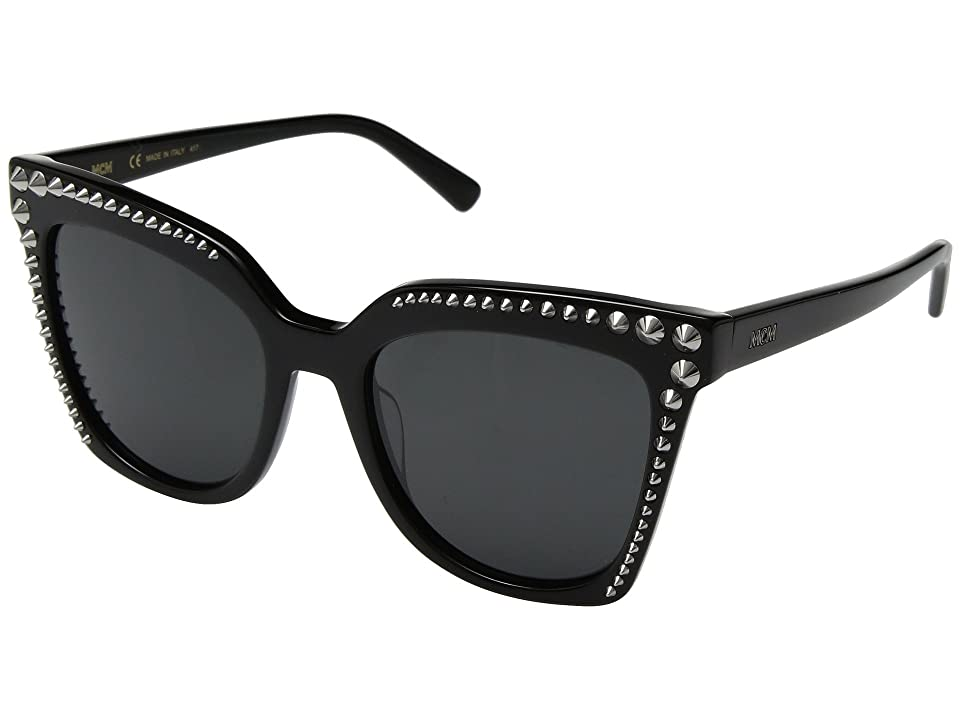 MCM MCM669SL (Black/Gradient Grey) Fashion Sunglasses