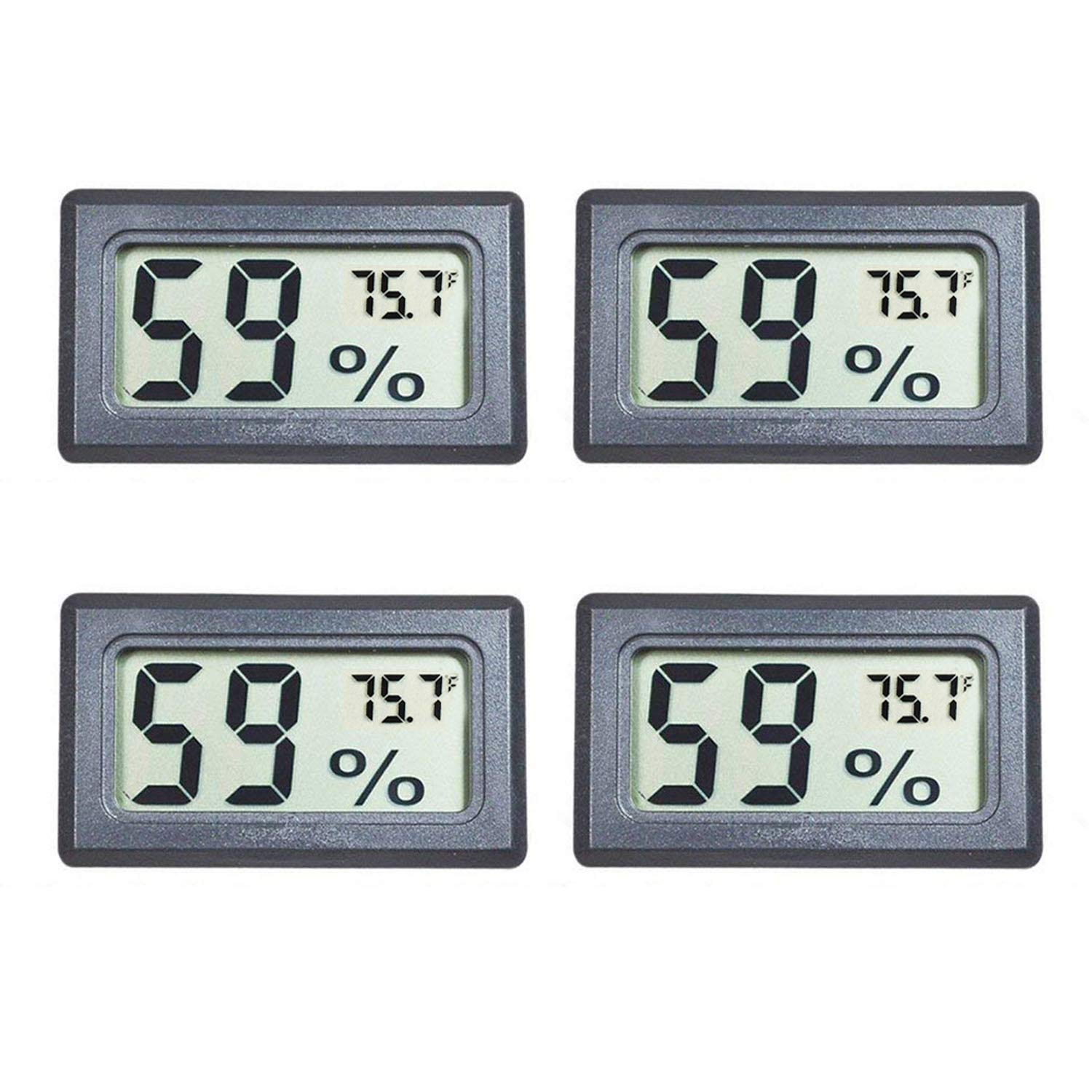Veanic Electronic Temperature Thermometer Hygrometer