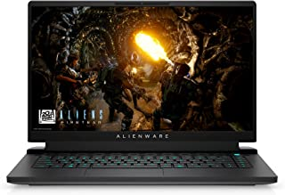 Alienware m15 R6 15.6 Inch QHD (2560 x 1440) Gaming Laptop, Intel Core i7-11800H, NVIDIA GeForce RTX 3070 8GB GDDR6, 240Hz...