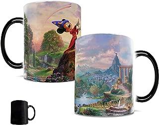 Morphing Mugs Disney - Fantasia Mickey Mouse Heat Changing Mug 11 Ounces