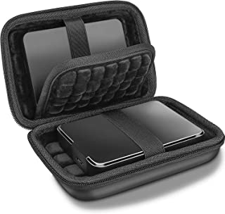 ProCase Hard EVA Drive Case 2.5 Inch for Western Digital Elements WD My Passport Canvio Basics Seagate Backup Plus Slim Ex...