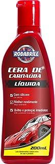 Cera de Carnaúba Líquida Rodabrill
