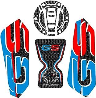 Protetor de Tanque de Óleo de Gás da motocicleta Anti Slip Knee Grip Traction Side Pads Substituição para F750GS F850GS Ad...