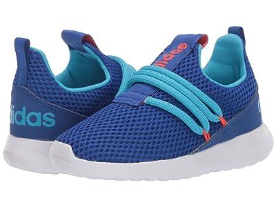 adidas Kids Lite Racer Adapt 3.0 (Toddler) (Team Royal Blue/Signal Cyan/Semi Solar Red) Kids Shoes