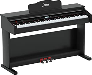 LAGRIMA Digital Piano, 88 Keys Electric Keyboard Piano for B