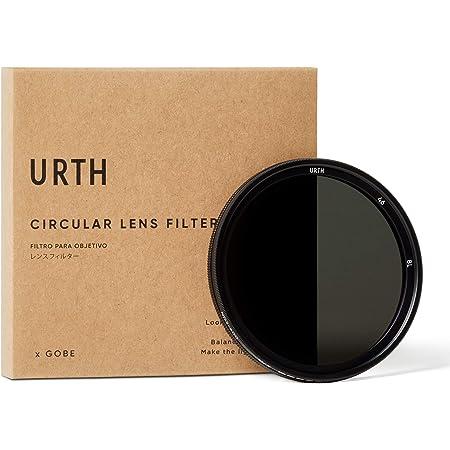 Urth 46mm ND2-400 (1-8.6ストップ) 可変調整可能NDレンズフィルター