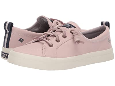 Sperry Crest Vibe Washable Leather (Rose Dust 2) Women