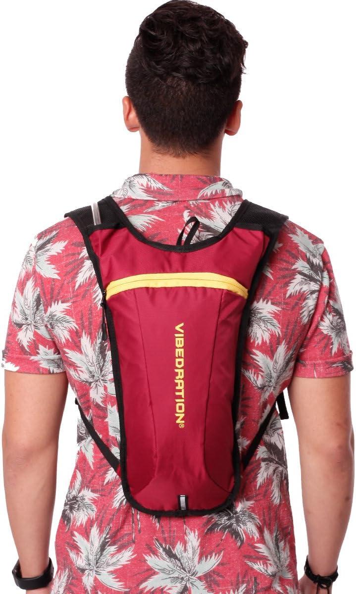 Vibedration GA 2 Liter Hydration Pack Water Backpack for Running Festivals Cycling Climbing Biking Hiking