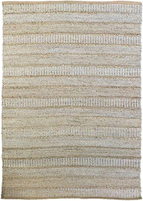 j.elliot HOME Fraser New Jute and Rayon Rug - Rugs, Natural