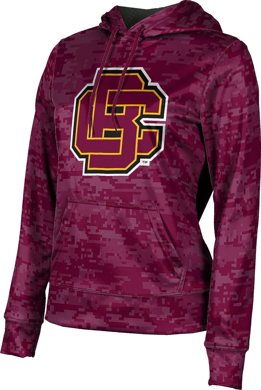 ProSphere Bethune-Cookman University Girls' Pullover Hoodie, School Spirit Sweatshirt (Digital)