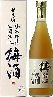 賀茂鶴 純米吟醸古酒仕込 梅酒 720ml