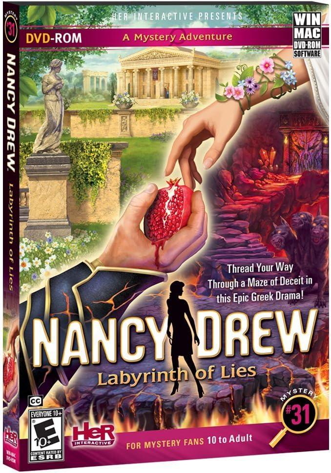 Nancy Drew: Year-end gift Labyrinth of List price Lies