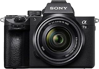 Sony Alpha A7 III Mirrorless Digital Camera [with 28-70mm Lens] International Version - No Warranty (Black)