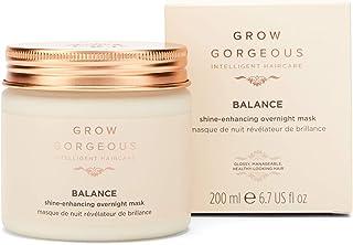Grow Gorgeous Balance Shine-Enhancing Overnight Mask, 200ml