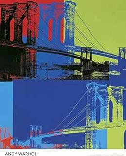 Best andy warhol brooklyn bridge poster Reviews