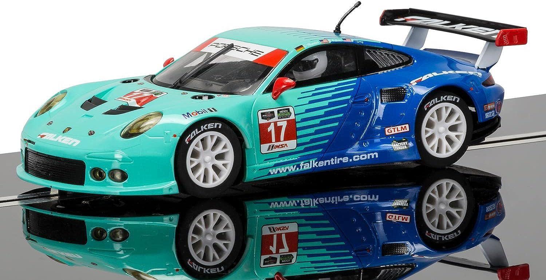 ventas en linea súper Slot Lotus Porsche 911 RSR RSR RSR Falken Tiles (Hornby H3851)  Con 100% de calidad y servicio de% 100.