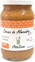 Crema de ALMENDRA tostadas 100% natural artesanal sin sal ni