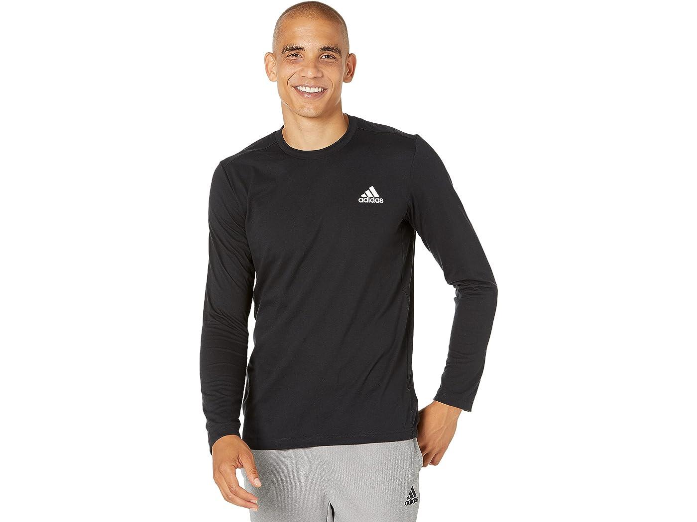 Adidas Aeroready D2M Feelready Sport Long Sleeve Tee