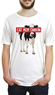 Eat More Chicken - Cow Unisex T Shirt
