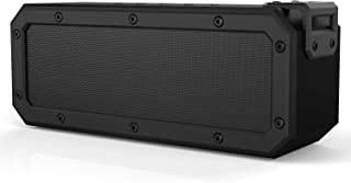 Debon 40W Portable Bluetooth Speaker 4.2 with Waterproof IPX7 15 Hour Playtime TWS Dual Driver Wireless Speakers for Outdoor Home Bar Party Travel Beach Shower Hiking Camping, Black