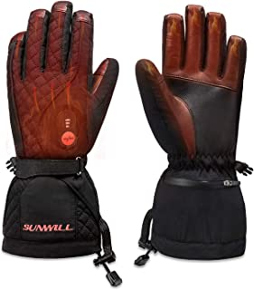 rechargeable electric gloves