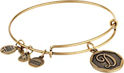 Alex and Ani Initial D Charm Bangle