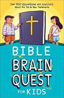 Best fun bible trivia questions and answers Reviews